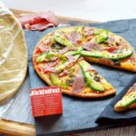 Keto Friendly Large Pizza Bases 28cm (2 in a pack)