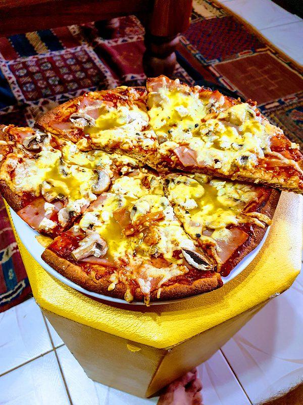 keto friendly pizza base 28cm